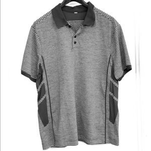 Men's Lululemon polo shirt